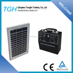 Wholesale products china 12V OEM mini solar lighting system low cost for home