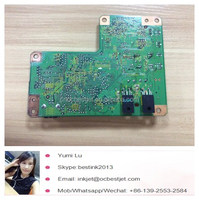 Alibaba discount!Inkjet printing mainboard for Epson L800 L801printer main board