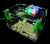 Large clear hot selling custom acrylic plastic hamster cage