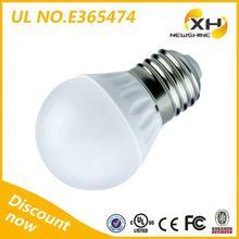 Hight Power Energy Saving E27 led light bulb UL approved Epistar led lamp
