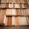 Pine finger joint wood moulding baseboard skirting architrave trim molding