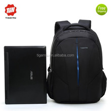 Brand Wholesale !!! 2016 Unique Anti-theft Zipper and Waterproof Nylon Brand Laptop backpack bags
