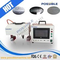 Bottom price Hot Selling Touching Screen Portable Row angular contact ball bearings marking machine