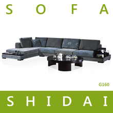 G160 fabric sofa set in johor,modern sofa tufty time fabric section sofa,fabric click clack sofa bed