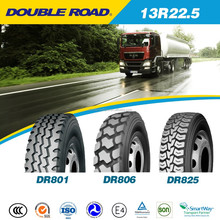 Double Road truck tire whole sale best seller 13r22.5