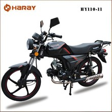 Hot Sale in Middle East & Africa 50cc 110cc Street Legal motorcycle with EEC