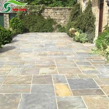 Grey Slate Culture Stone Outdoor Slate Tile