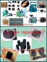Multi-Function Automatic charcoal press machine/coal stick machine