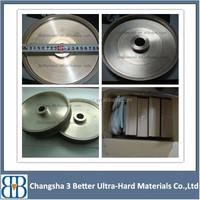 resin-bond diamond centerless grinding wheels on sale/diamond grinding wheel manufacturer