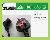 110v plug 3A,5A,10A,13A uk 3 pin plug /3 pin fuse socket butt plug