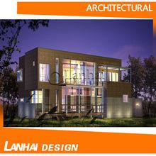Modern Steel Prefabricated Houses