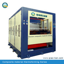 CE ISO certification thermocompression machine for carbon fiber motorcycle fairings