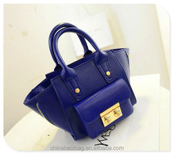 Wholesale new design bags pu leather china handbags shoulder bags