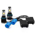 12v 25w voiture cree led phare projecteur 9004,2800lm, led phare de voiture kit, la certification ce
