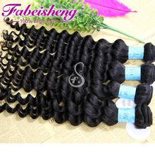 100 Unprocessed Fabeisheng Cheap Brazilian Hair Extension Brazilian Hair Styles Pictures, Brazilian Loose Deep Wave Hair Weave
