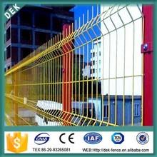 Dutch mesh luxury iron mobile fences