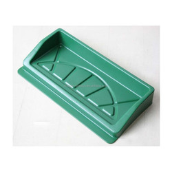 Factory produce thick plastic golf box cover, hot sell plastic golf ball box shell