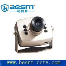 Besnt portable cmos cctv Mini Camera 380tvl 6mm lens BS-711M