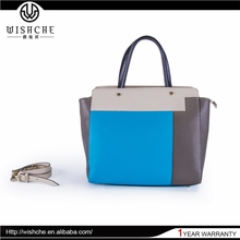 Wishche Wholesale Bags Best-Selling Export Quality Various Design Leather Women Bag Imported Handbags From China Supplier W021