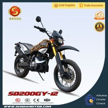 Cross Pocket Bike Dirt Bike Pocket Dirt SD200GY-12