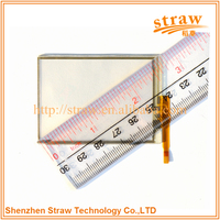 Quality Transparent 2.6 inch Resistive Touch Panel Repairing Accessory for Monitor