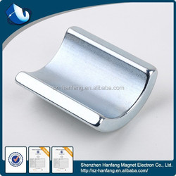 High-working temperature rotor permanent magnet for hot sale