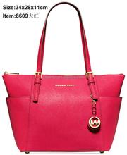 2015 hot sale good quality sling bags fashion US designer brand Jet Set Top-Zip Saffiano Leather handbags women shoulder bags