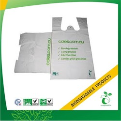 Eco Friendly Shopping Carry Plastic Bags