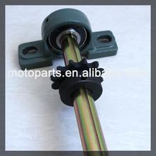 Mini racing axle shaft parts