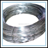 Electro galvanized iron wire search product all on spool