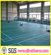 Customized PVC Sports Flooring Basketball Flooring