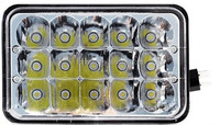 TOP SALES High low beam 7inch 45w volvo truck headlight, led volvo truck headlight, truck headlight
