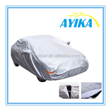 Universal Fit Waterproof UV Protection Non-woven PVC PEVA Full Car Cover