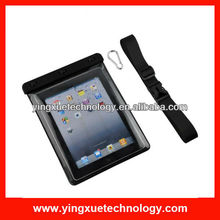 For Apple NEW iPad 2 3 4 G Black Waterproof Pouch Dry Bag Sleeve Case