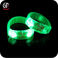 2015 Event And Party Decor Led Flashing Wristbands Silicone Led Wristbands