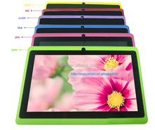 Capacitive Screen Touch Screen Type and Stock Products Status 7inch 3g tablet pc
