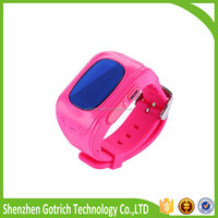 SOS Buttom Call Real Time Monitoring Kids Tracking Watch Phone With Gps