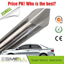 Most popular privacy automobile 2ply 1.52*30m solar window tint film decorative car windows