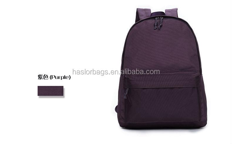2015 gros custom design élégant sacs à dos pour les adolescents