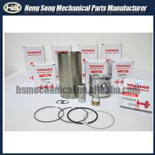 Liner Kit Excavator PC40 engine 4DNV84 4D84 engine Cylinder Liner Kit, Rebuilt Kit