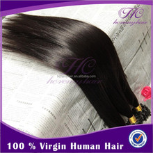 Alibaba China Supplier Virgin Brazilian Remy Hair Double Beads Micro Ring Hair Extensions