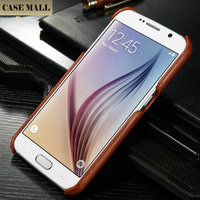 High Quality various colors real genuine cow leather case for Samsung S4/S5/S6/S6edge/note3/4/edge