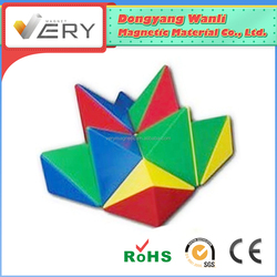 Attractive Top Educational Toys magblocks magnetic construction building Cheap Toys For Promotion