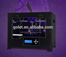 più venduto china metallico della stampante 3d macchina stampante 3d alla moda 3d prezzo della stampante