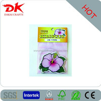 Top Quality Logo Printed Hanging Paper Car Air Fresheners