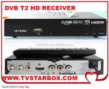 newest dvb t2 ali3821 chip dvb t2 tuner tv box