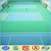 PVC Material sports flooring Vinyl flooring for badmintion court