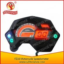 High Quality FZ16 Motorcycle Digitial Speedometer
