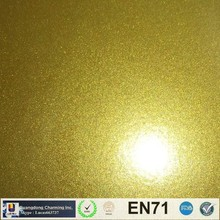 Gold Color Electrostatic powder coating paint for metal tool,china Powder Coating in building