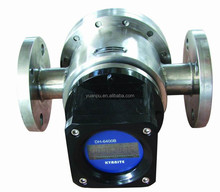 LC-ELZ Intelligent Oval Gear Flow Meter with Electronic Display for oil products